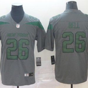 Men's New York Jets 26 Le'Veon Bell jersey